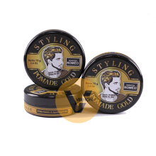 SHANTOS ROMEO POMADE WARNA GOLD COLOR 75GR