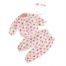 YU MEIL Summer thin children's pajamas baby suit