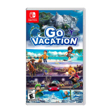 Nintendo Switch Game - Go Vacation
