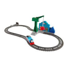 THOMAS & FRIENDS Trackmaster Demolition At The Dock DVF73