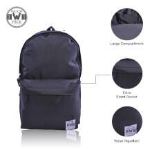 Woof Pack - Daily Sling Tbod 1.0 Black Hitam