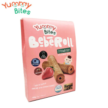 Yummy Bites BEBEROLL 40 gr (Strawberry)
