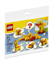 LEGO Yellow Duck 30541