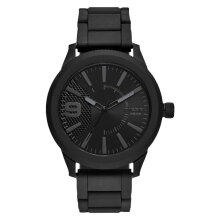 Diesel DZ1873 Rasp Men Black Dial Black Stainless Steel [DZ1873]