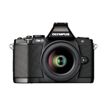 Olympus OM-D E-M5 Mark II with 12-50mm f/3.5-6.3 EZ Black