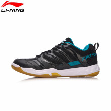 2018 Li-ning Men Badminton shoes AYTN025-3 Black