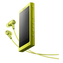 SONY MP3 player lossless bluetooth noise reduction music walkman nw-a36hn Y (yellow)