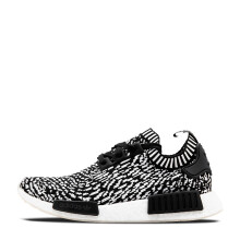 Adidas Sepatu Original Sepatu NMD_R1 PK Boost Unisex Leisure Running Shoes BY3013