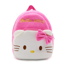 [COZIME] Korean Style Cute Cartoon Animals Design Kids Backpack Plush Toy School Bag Others1