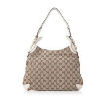 Pre-Owned Gucci GG Creole Hobo Shoulder