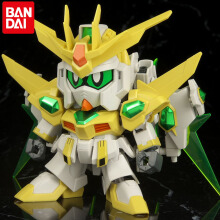Bandai Original SDBF Star Winning Gundam Japan Anime Action Toy Figures Christmas Gift Assemble Model Robot HGD-194866