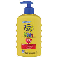 Banana Boat Kids 50+ Pump 400g