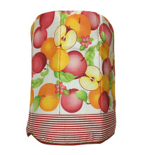 ARNOLD CARDEN Water Dispenser Bottle Cover Sweet Apple - Red