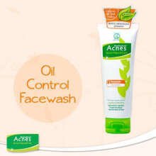 Acnes Natural Care Oil Control Face Wash - 100gr