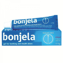 [free ongkir]Bonjela Gel for Teething and Mouth Ulcers