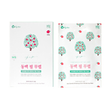 EPONA JEJU CAMELLIA WHITENING AND ANTI-WRINKLE FACE MASK