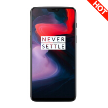 【Original】ONEPLUS 6 [8/128G] Mirror Black