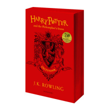 Harry Potter And The Philosopher`S Stone - Gryffindor Edition Import Book - J.K. Rowling 9781408883730