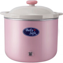 Baby Safe LB 009 Slow Cooker 0.8 L (Pink)