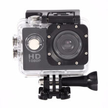 IVOLKS Waterproof Outdoor Cycling Sports Mini DV Action Camera Camcorder Black