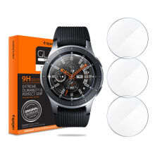 Tempered Glass Galaxy Watch 46mm / Gear S3 Spigen Glas.tR Screen Guard