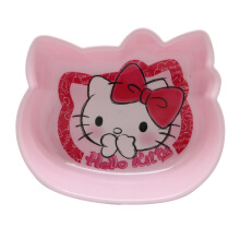 TECHNOPLAST Hello Kitty Fancy Revolution Snack Bowl 5'  - Pink