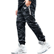 SUNSONG Large Size Loose Hip-Hop Street Trend Long Pants NY122821
