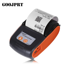 GOOJPRT PT - 210 58MM Bluetooth Thermal Printer Portable Wireless Receipt Machine for Windows Android iOS