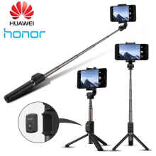 Huawei Selfie Stick Tripod Honor AF15 Bluetooth Tongsis Black L