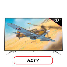 COOCAA LED TV 32 Inch HD Digital - 32E2100T [Free Digital Antenna]
