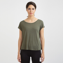 Corenation Active Kaori Short Sleeve - Green M