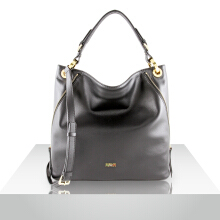 Gobelini Lindsay Hobo Bag Black