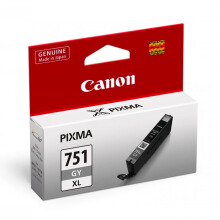 CANON Ink Cartridge CLI-751XL Gray