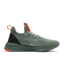 PUMA AVID FoF - Laurel Wreath-Black-Shocking Orange