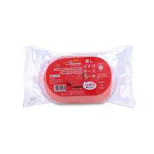 Sharon - Steamed Cheese Cake Strawberry (80 gram)