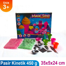 OCEAN TOYS Magic Sand Random OCT9003