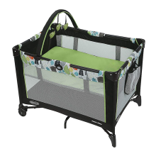 GRACO Baby Box On The Go Bear Trail