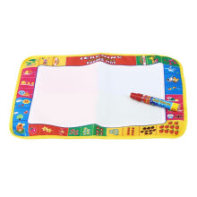[COZIME] CP1367-2 Cartoon Children Kids Learning Drawing Mat 46*29CM Water Drawing Mat multicolor