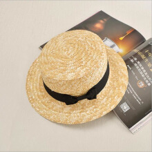 Jantens Unisex sun protection sun hat transparent empty top hat BA27 Photo Color