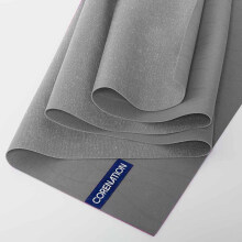 CoreNation Active Yogamat 1.5MM Ash Travel - Grey Grey One Size