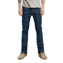 NUDIE JEANS Tight Long John Unisex - Dry Glacier Blue