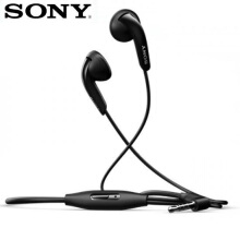SONY Original Earphone MH-410c Headset  - Black