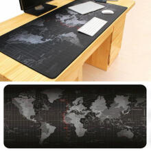 Farfi Large Size Old World Map Mouse Pad Notebook Computer Mousepad Gaming Mouse Mat as the pictures