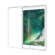 TM Case Transparan Case iPad 5 New iPad 9.7 2017 2018 Cover jelly TPU soft case rubber Clear