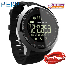 PEKY IP67 Waterproof EX18 Smart Watch Support Call and SMS alert Pedometer Sports Smartwatch