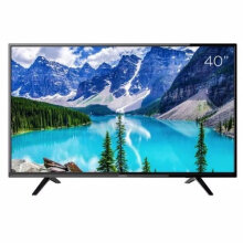 Coocaa 40 inch LED FULL HD TV - Hitam (model: 40D3A) Black