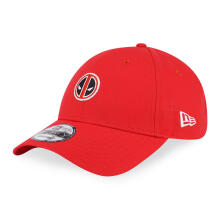 NEW ERA 11601783 MICRO CHARACTERS - Marvel Comics Deadpool Scarlet [9Forty/Strapback Red One Size
