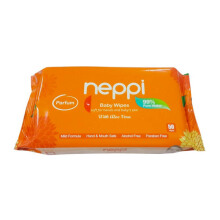 Neppi Baby Wipes with Aloe Vera Parfum