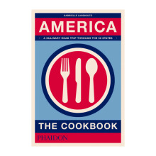 America, The Cookbook - Gabrielle Langholtz  (Author) - 9780714873961