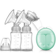 mummy Double BPA Free Intelligent Electric Breast Pump